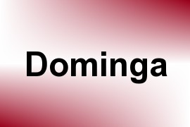 Dominga name image