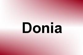 Donia name image