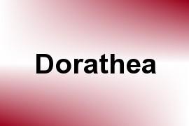 Dorathea name image