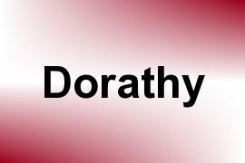 Dorathy name image