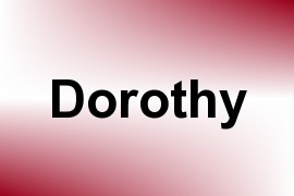 Dorothy name image