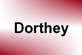 Dorthey name image