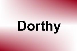 Dorthy name image