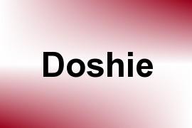 Doshie name image