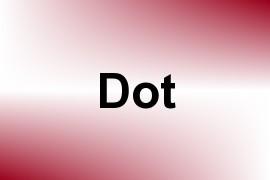 Dot name image