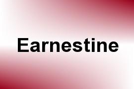 Earnestine name image