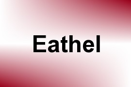 Eathel name image