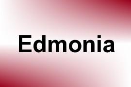 Edmonia name image