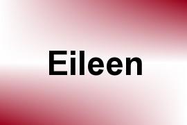 Eileen name image