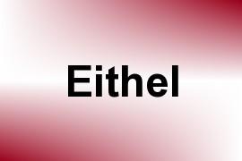 Eithel name image