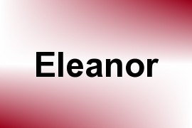 Eleanor name image