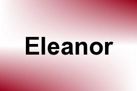 Eleanor name image
