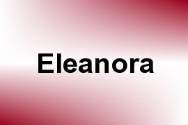 Eleanora name image