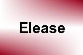 Elease name image