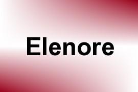 Elenore name image