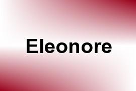 Eleonore name image
