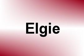 Elgie name image