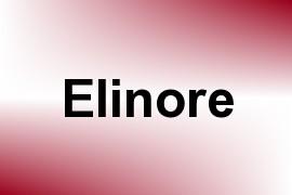 Elinore name image