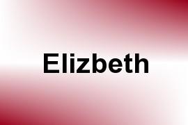 Elizbeth name image