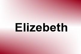 Elizebeth name image