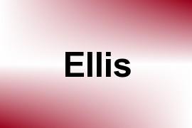 Ellis name image