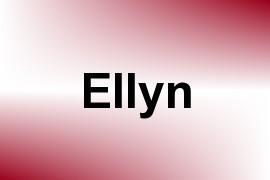 Ellyn name image
