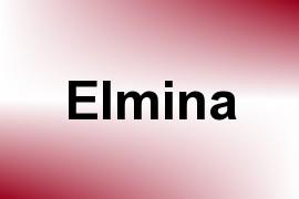 Elmina name image