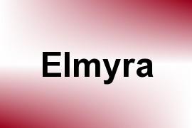 Elmyra name image