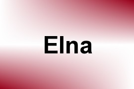Elna name image