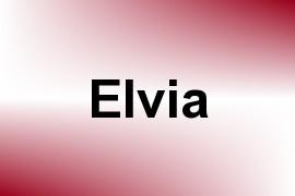 Elvia name image