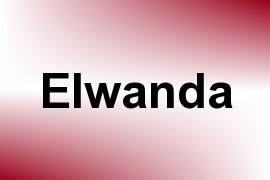 Elwanda name image