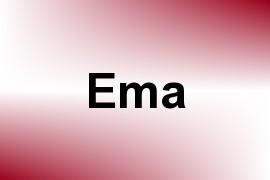 Ema name image