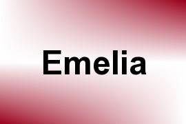 Emelia name image