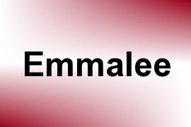 Emmalee name image
