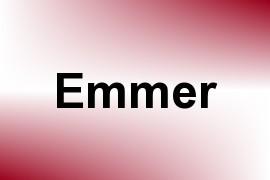Emmer name image