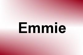 Emmie name image