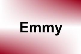 Emmy name image