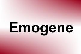 Emogene name image
