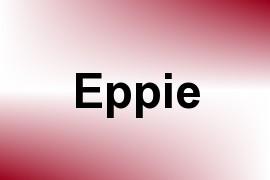 Eppie name image
