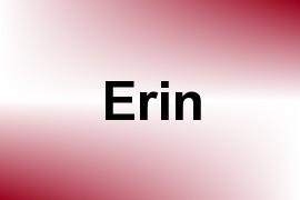 Erin name image