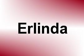 Erlinda name image