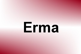 Erma name image