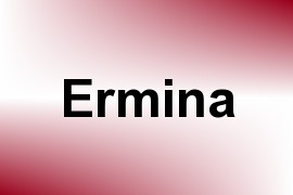 Ermina name image