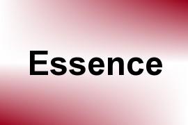 Essence name image