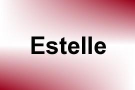 Estelle name image