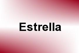 Estrella name image