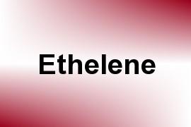 Ethelene name image