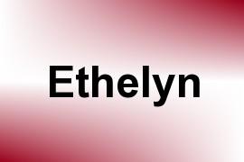 Ethelyn name image