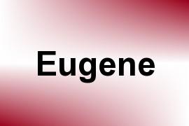 Eugene name image