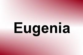 Eugenia name image